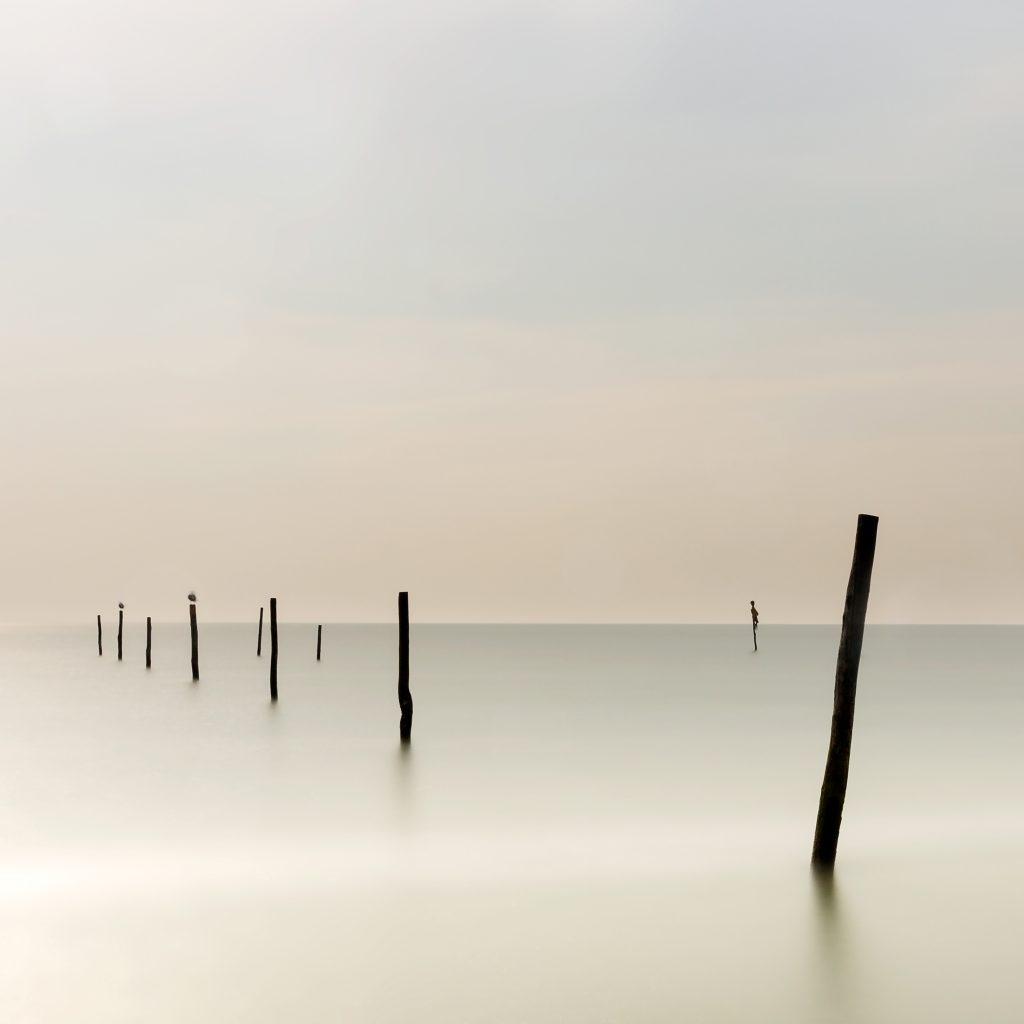 IJsselmeer, gezien vanaf het Julianapark inHoorn, Noord Holland